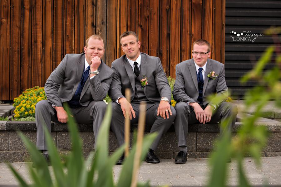 Henry and Kari, Galt Museum outdoor wedding photography