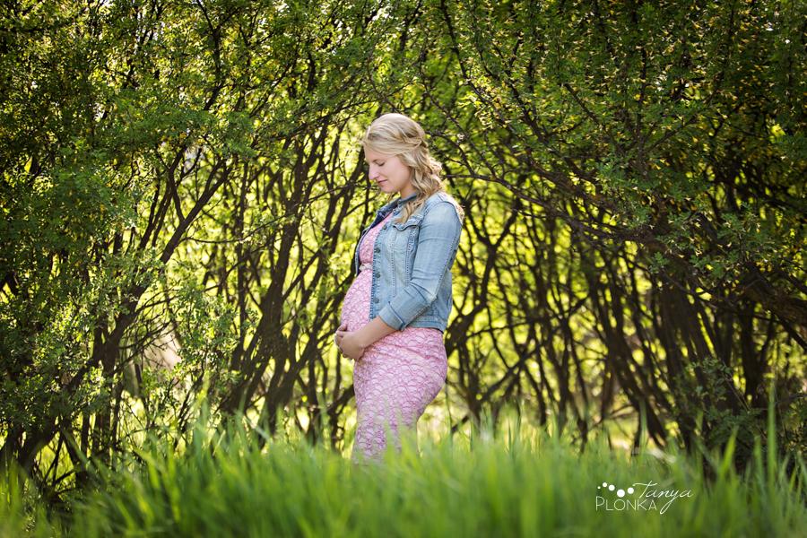 Indian Battle Park maternity photography