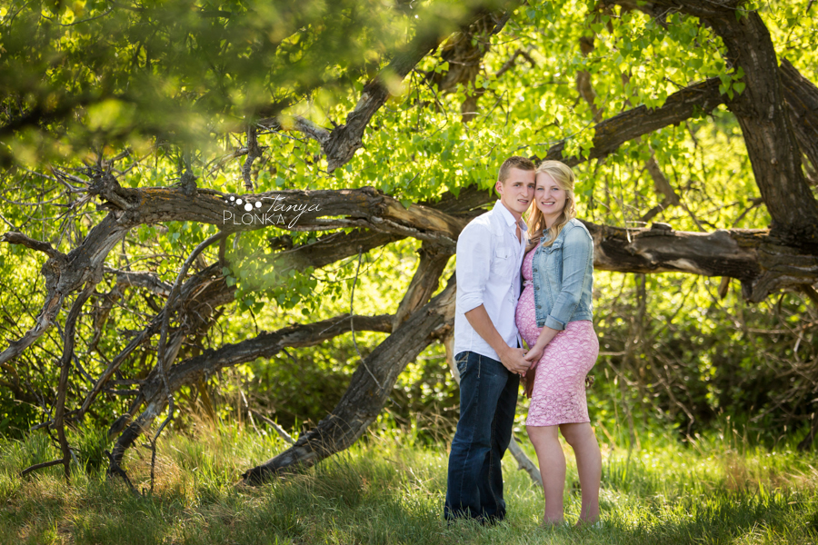 Helen Schuler Nature Reserve maternity session