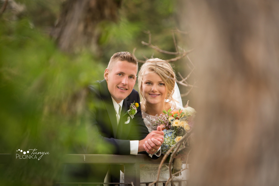 Ben and Sheila, Lethbridge spring wedding photography