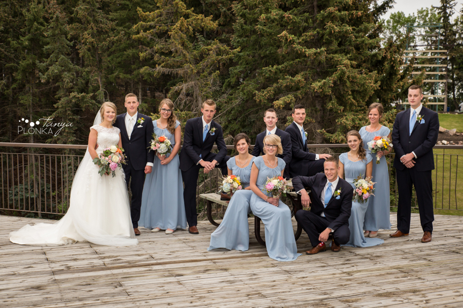 Ben and Sheila, Lethbridge spring wedding photography