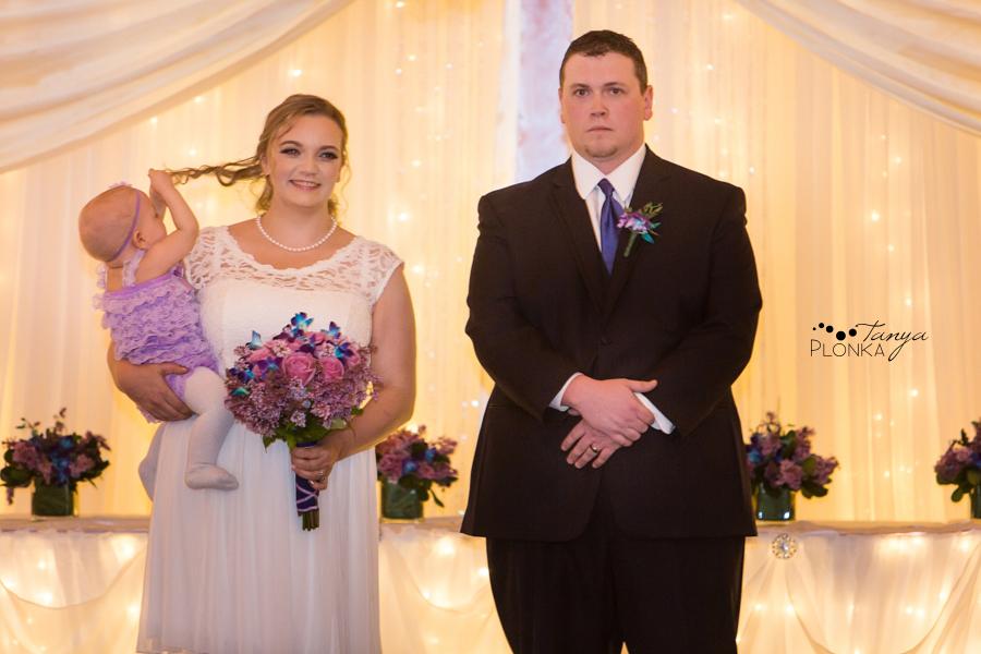 Andrea and Tylor, Italian Canadian Club indoor wedding