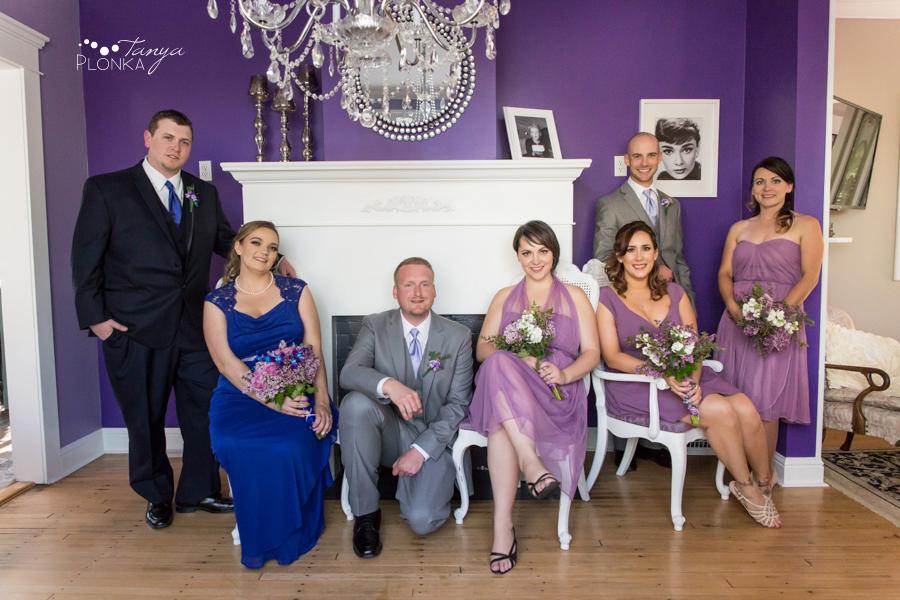 Andrea and Tylor, Lethbridge Charles Street B&B wedding photos