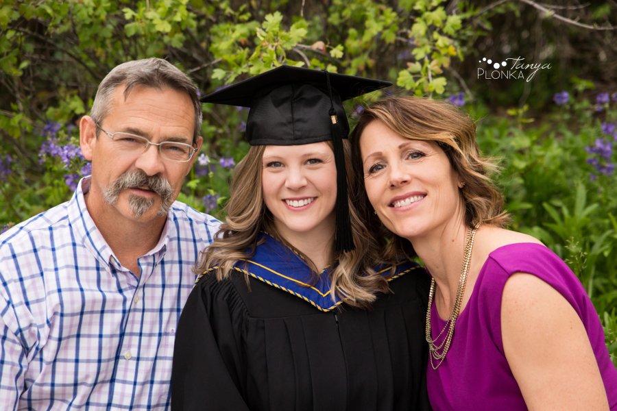 University of Lethbridge graduation session