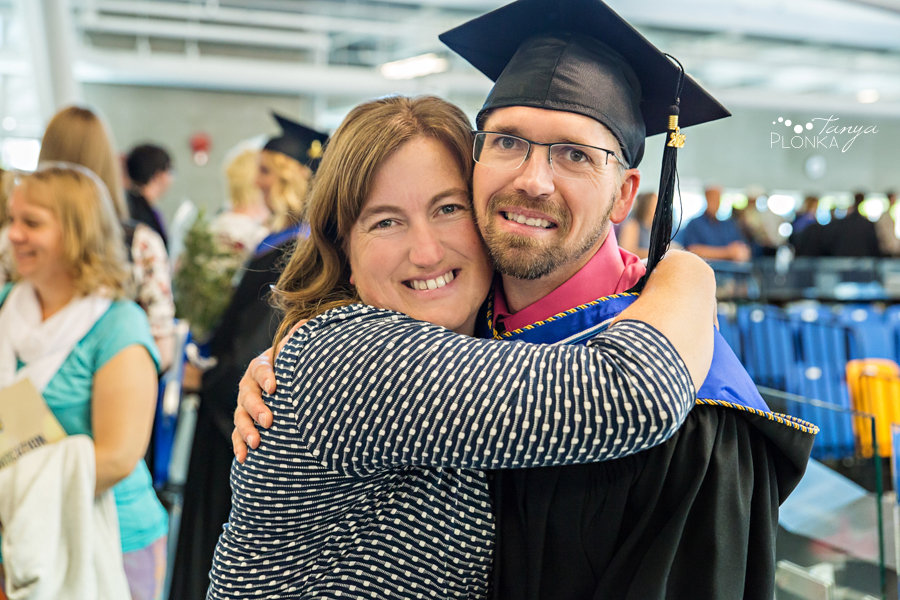 University of Lethbridge graduation photos