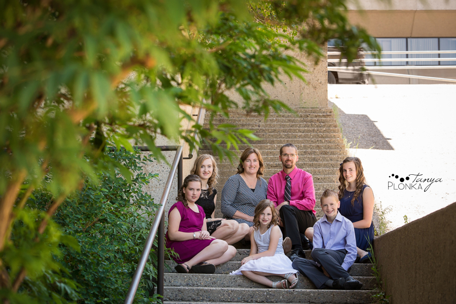 University of Lethbridge family photos