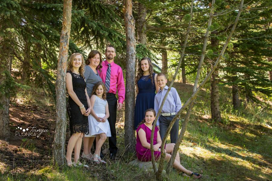 University of Lethbridge family photo session