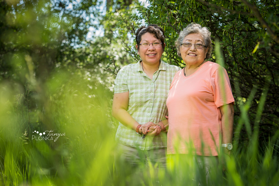 Helen Schuler mother daughter photo session