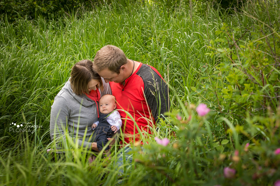 Hillcrest Mines outdoor family photos