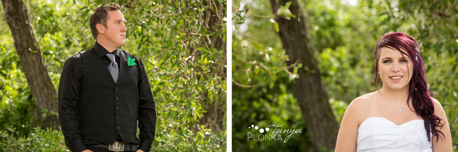 Kyle and Cayley, Pavan Park carnival wedding photography