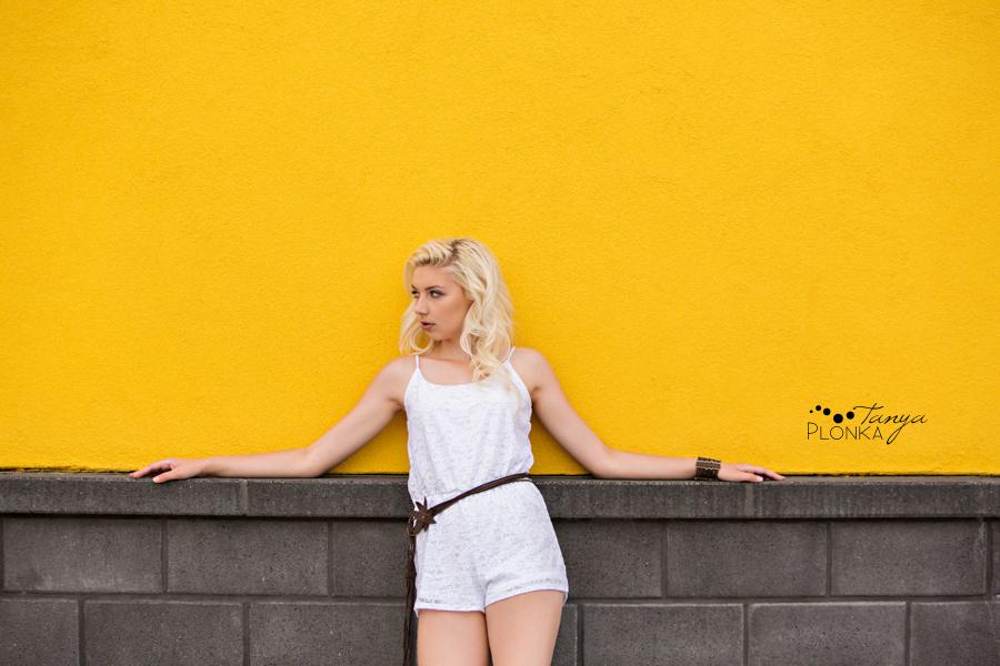 casual Lethbridge urban portraits