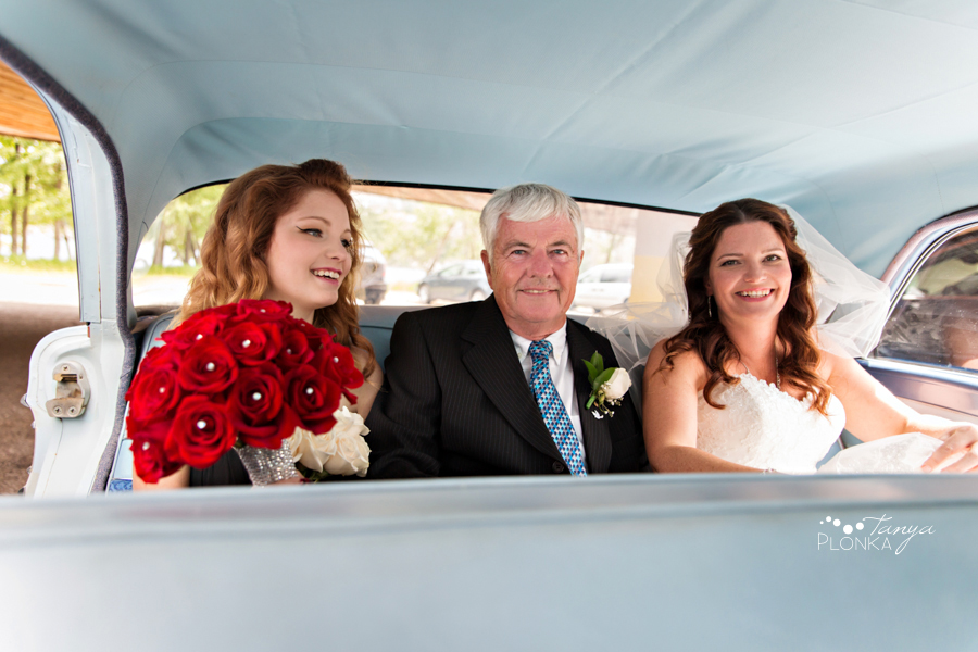 Shawn & Adrienne, Romantic Waterton Bayshore Inn Wedding