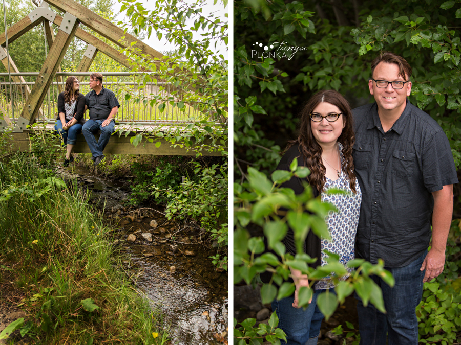 Leitch Collieries engagement photography