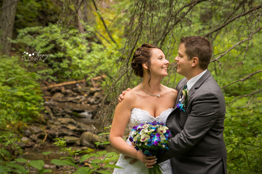 Travis & Stephanie, SpringBreak Flower Farm Wedding