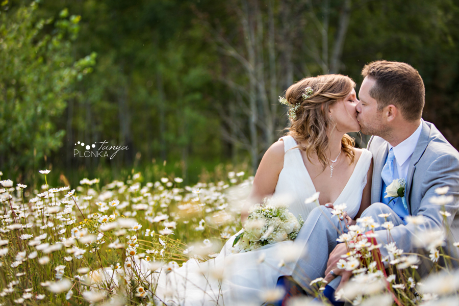 Monika and Peter, Waterton Red Rock canyon wedding photos