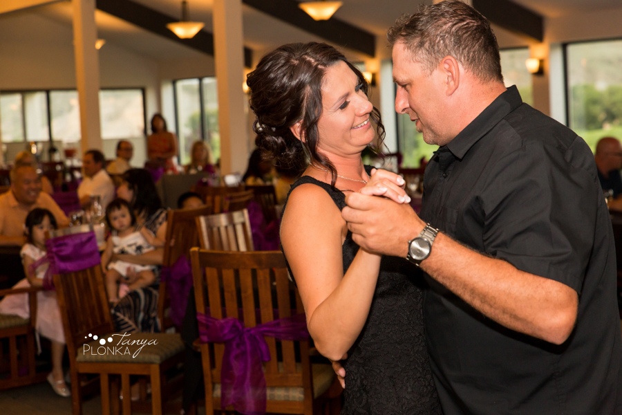 Mark and Shelly, Paradise Canyon wedding reception