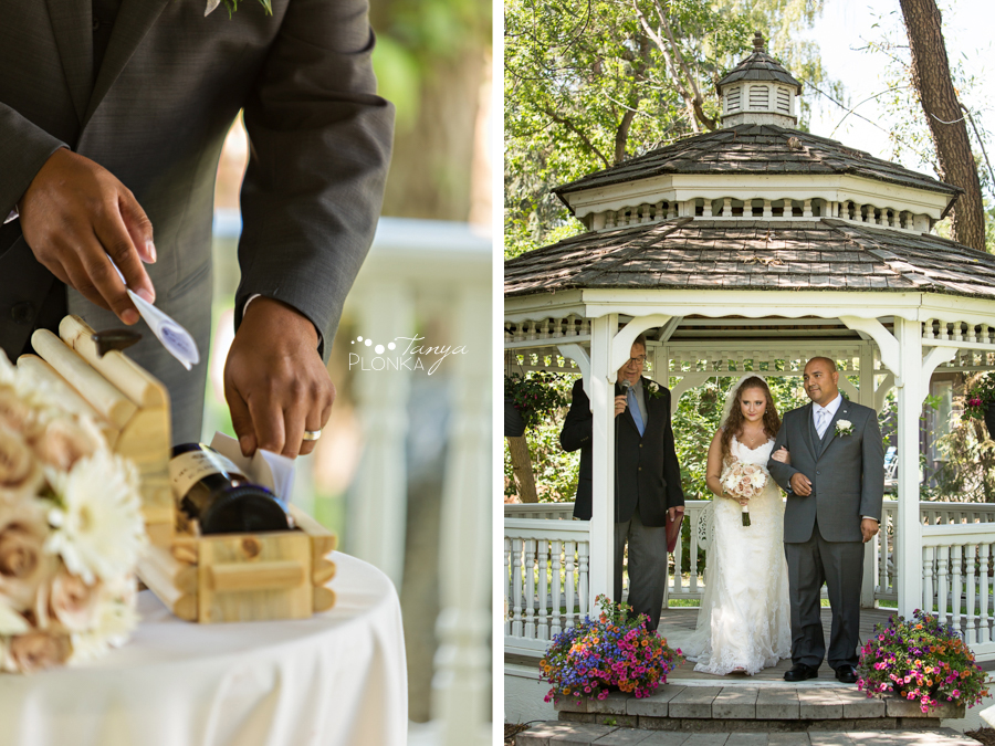 Henry and Shana, Norland Outdoor Wedding Ceremony