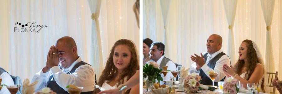 Henry and Shana, Lethbridge Norland ballroom wedding reception