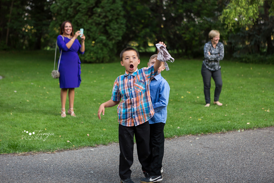 Henry and Shana, Lethbridge Norland wedding reception