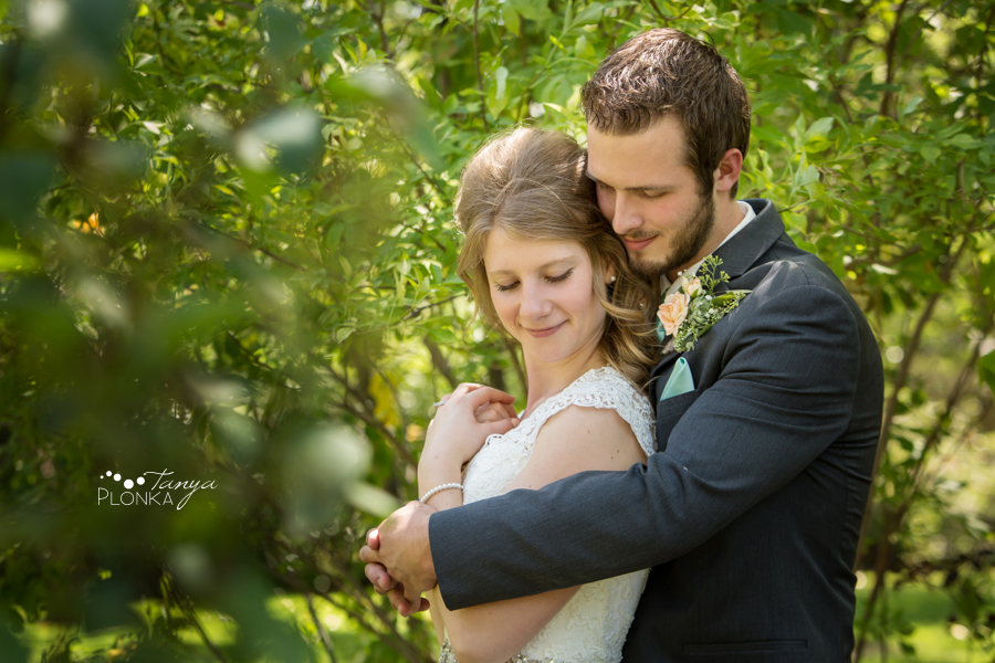 Rylan and Sarah, Henderson Lake summer wedding photos