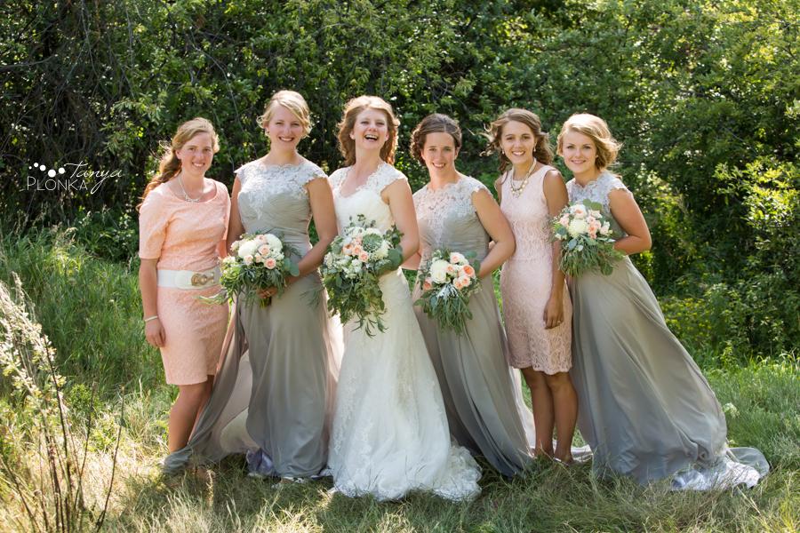 Rylan and Sarah, Lethbridge summer wedding photos