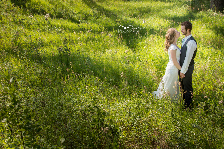 Rylan and Sarah, Indian Battle Park summer wedding photography