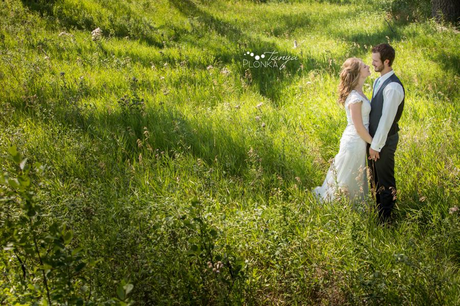 Rylan and Sarah, Indian Battle Park summer wedding photography
