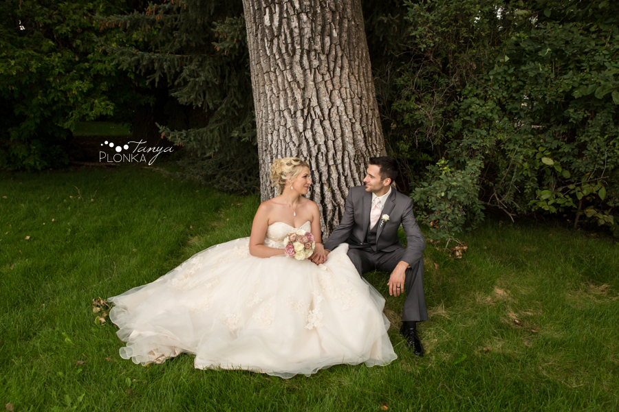 Joshua and Christina, Lethbridge Norland Wedding Photos
