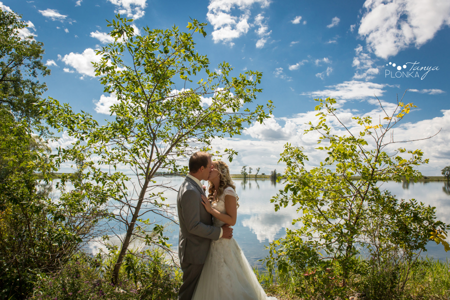 Janine and Travis, Park Lake wedding photos