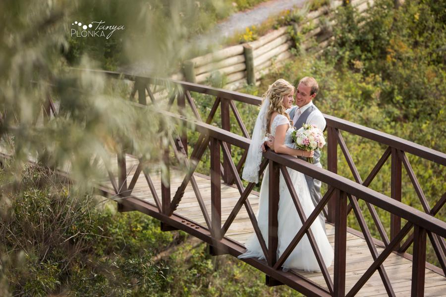 Janine and Travis, Lethbridge summer wedding photos