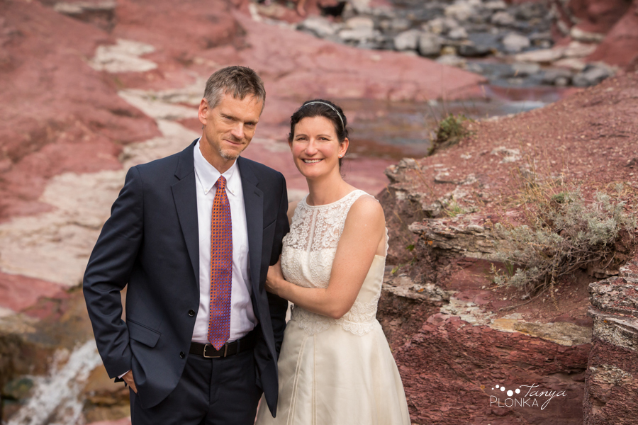 Ryan and Becky, Red Rock Canyon wedding elopement