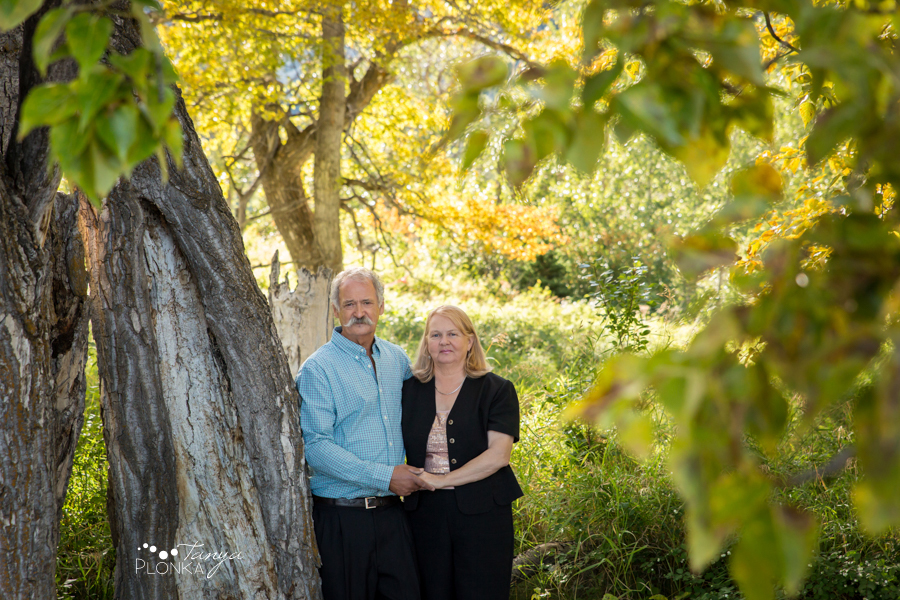 Waterton anniversary portrait session