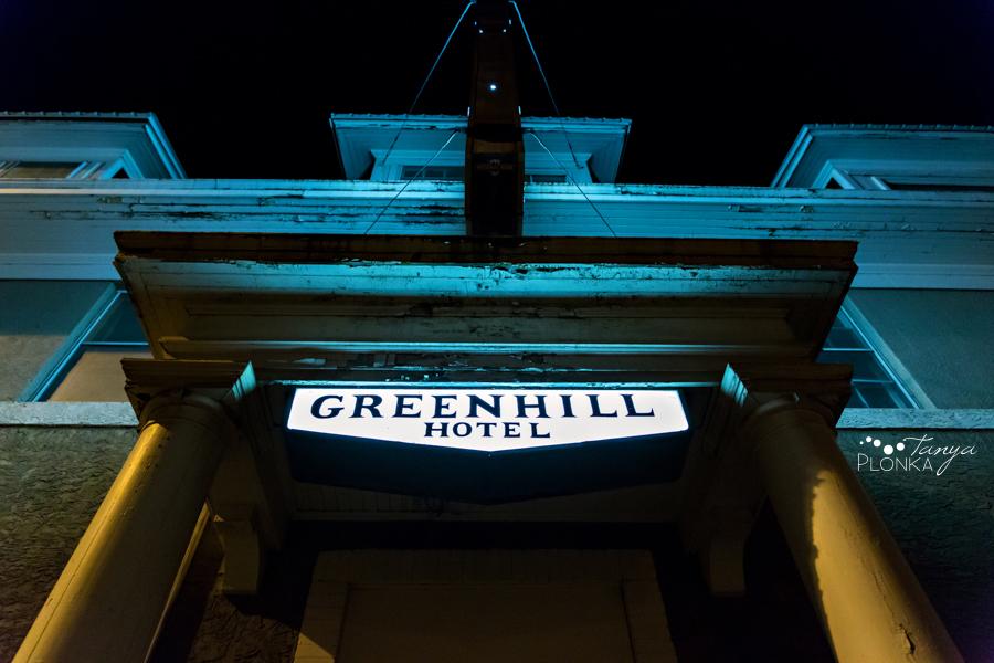 Desiree and Craig, Crowsnest Pass Green Hill Hotel wedding reception