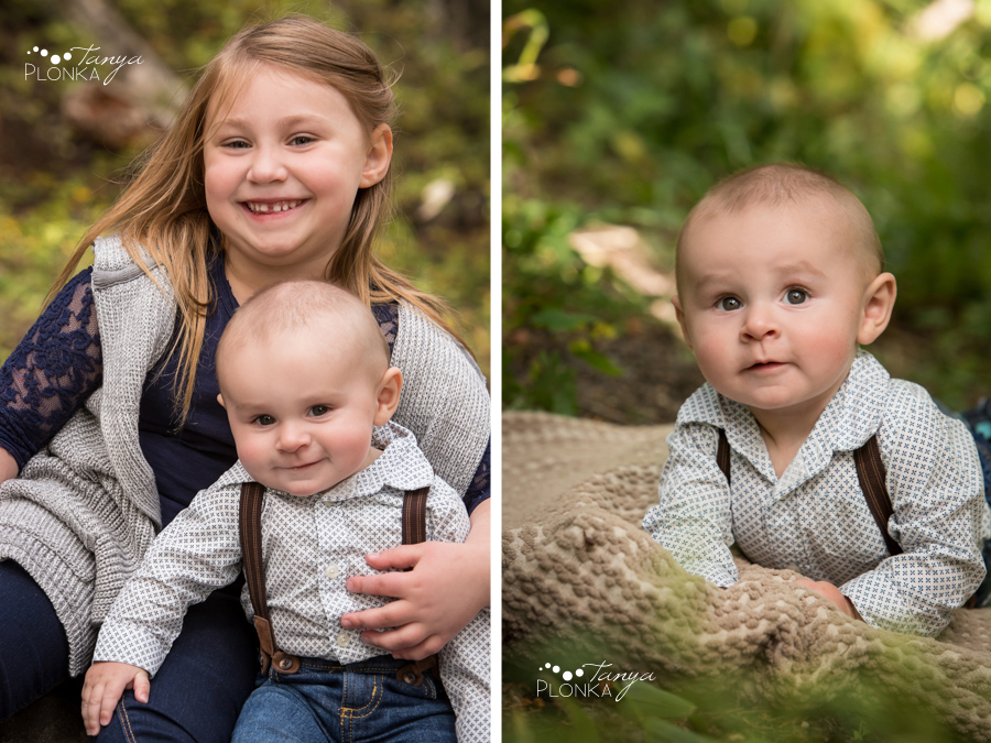 Crowsnest Pass family photos