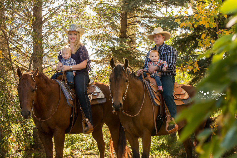 twin sibling western photo session