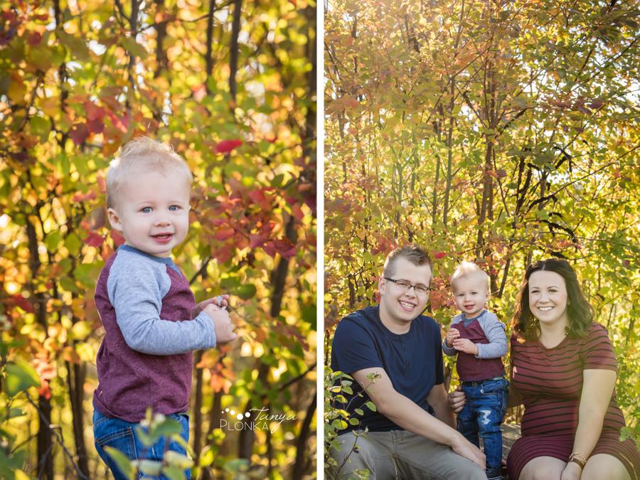 Indian Battle Park autumn family session