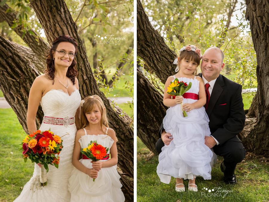 Trent & Dominika, Heritage Hall autumn wedding