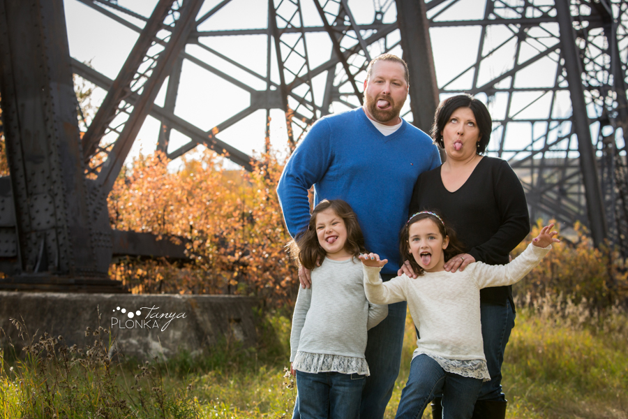 Lethbridge fall family photo session