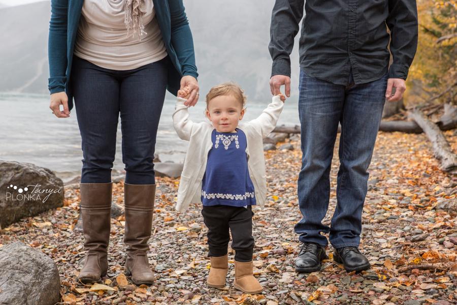 Waterton autumn family portraits