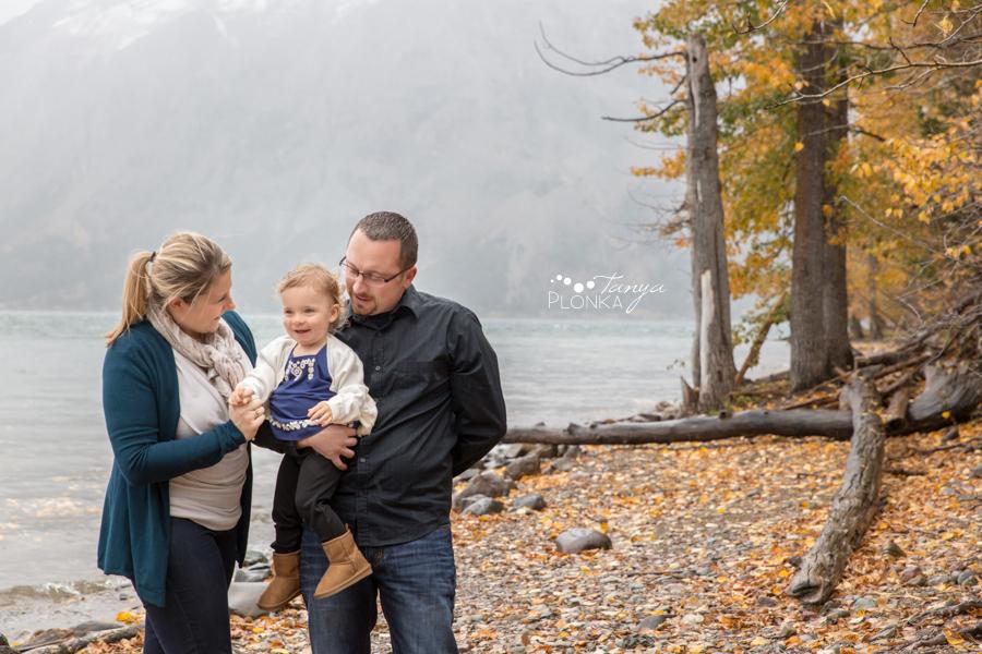 Waterton autumn family photos