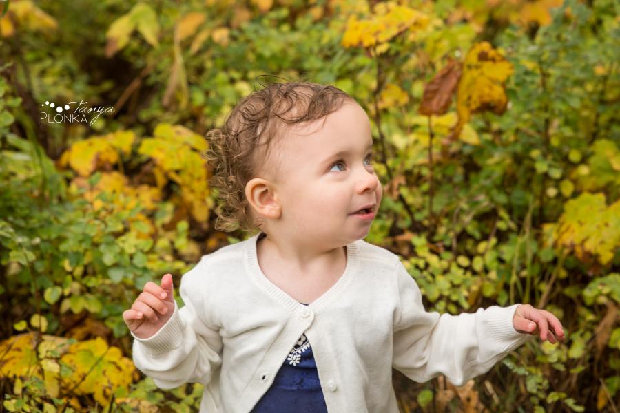 Waterton autumn children's photos
