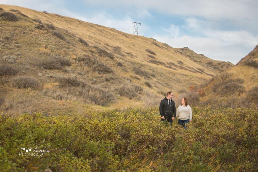 Late Autumn Lethbridge Couples Photos