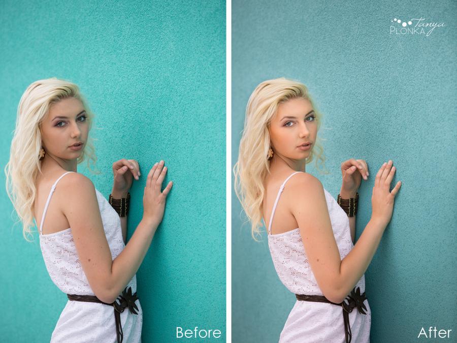 Sleeklens review Strike a Pose Portrait Workflow sample edits