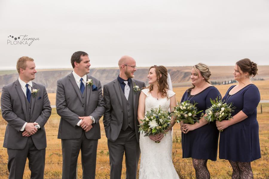 Dan & Deb, Bethel Free Reformed Congregation wedding ceremony