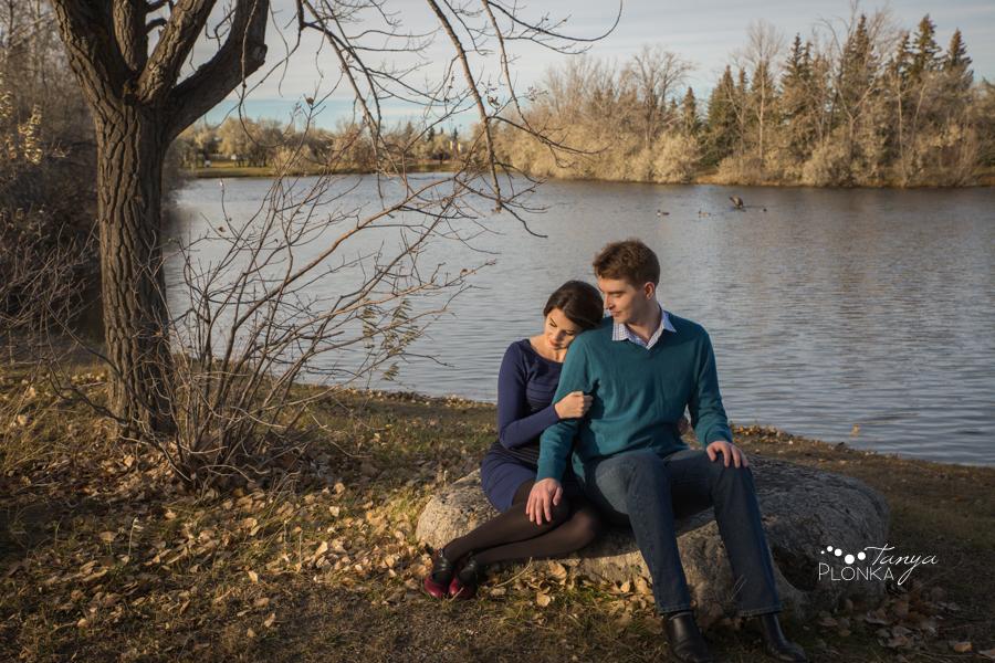 Lethbridge University Lake couple's photography
