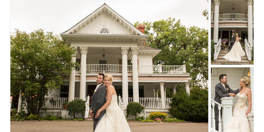 Joshua and Christina Lethbridge Norland Bed and Breakfast Wedding Album