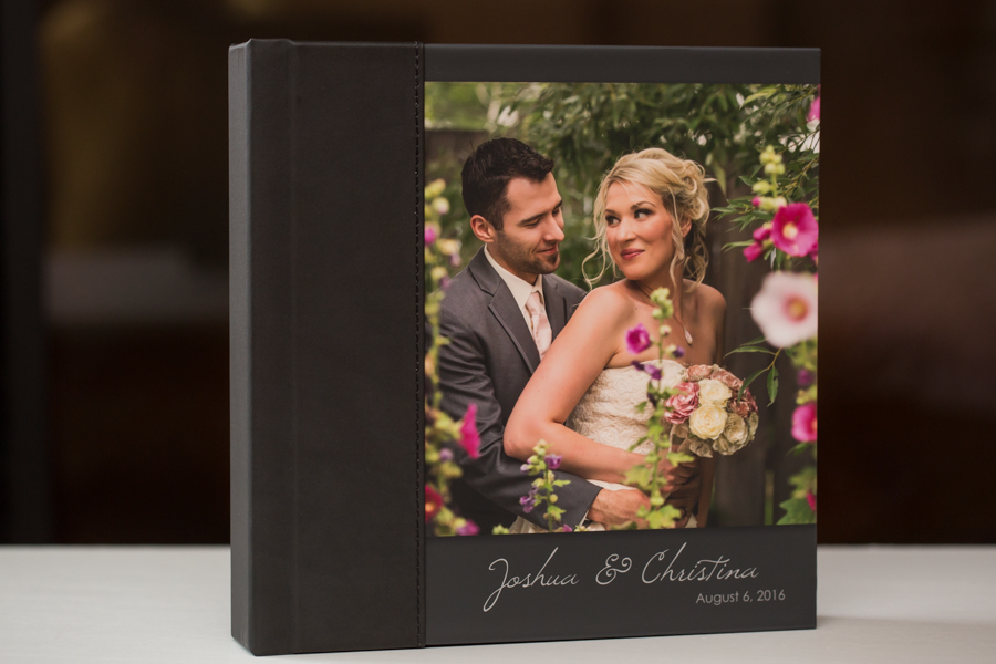 Joshua and Christina Lethbridge Norland Bed and Breakfast Wedding Album