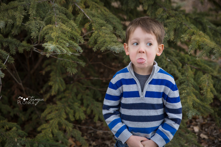 young boy portraits in Lethbridge