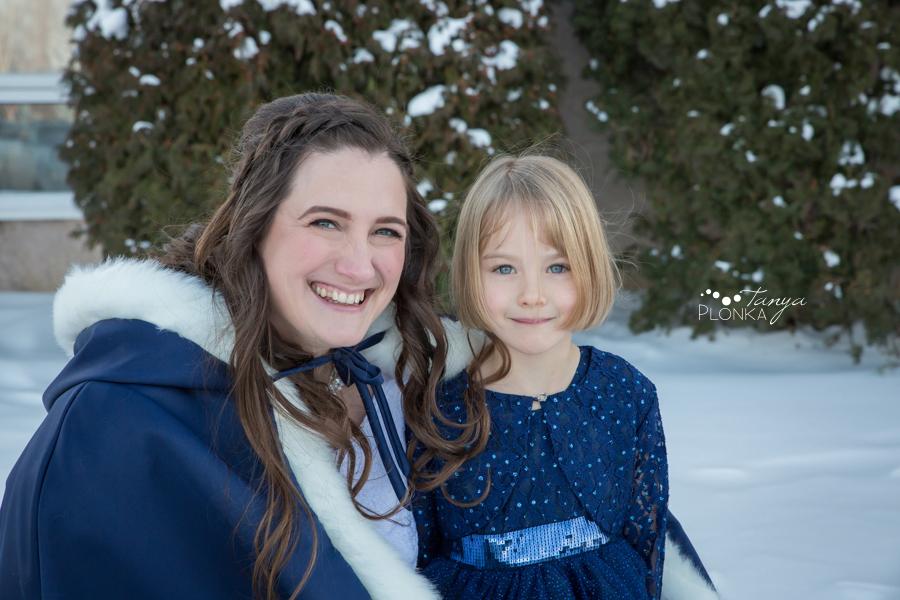 Kevin & Kayla, Coaldale winter wedding photos