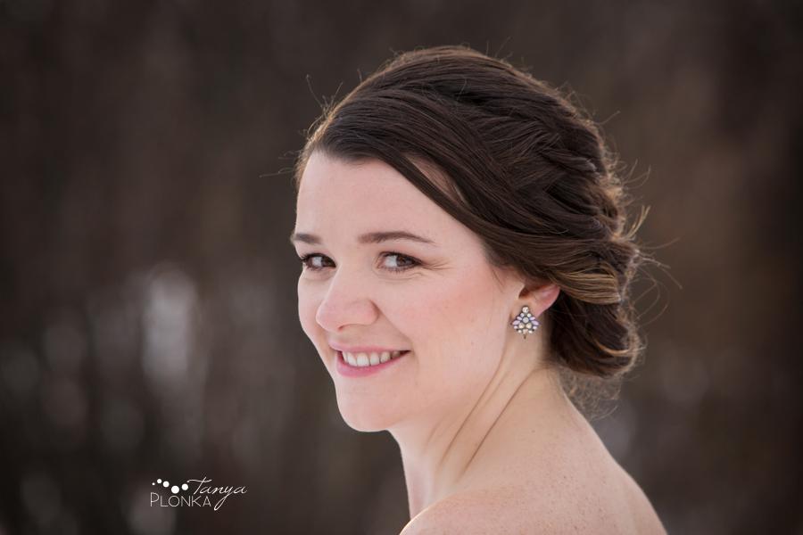 Lynn & Kaitlyn, Lethbridge winter wedding